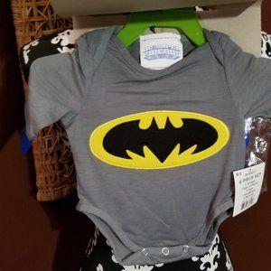 0 - 6 mo Batman Costume same day ship available